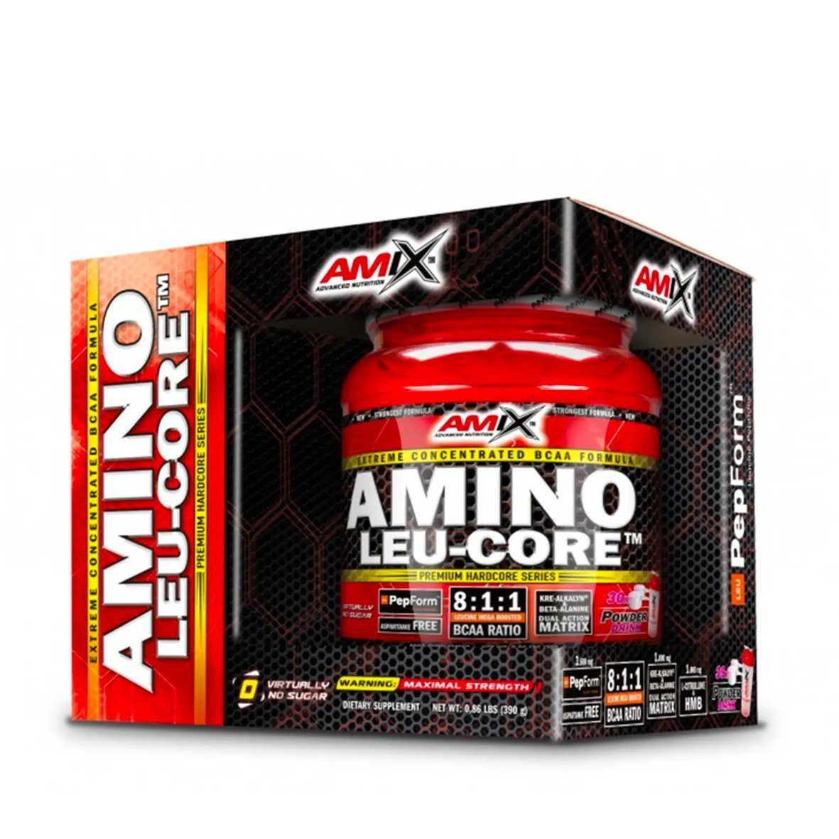 Amino Leu-CORE 8-1-1 390 gr