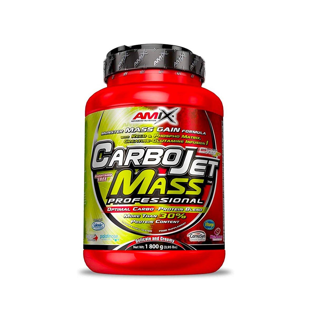 CarboJet Mass 1,8 kg