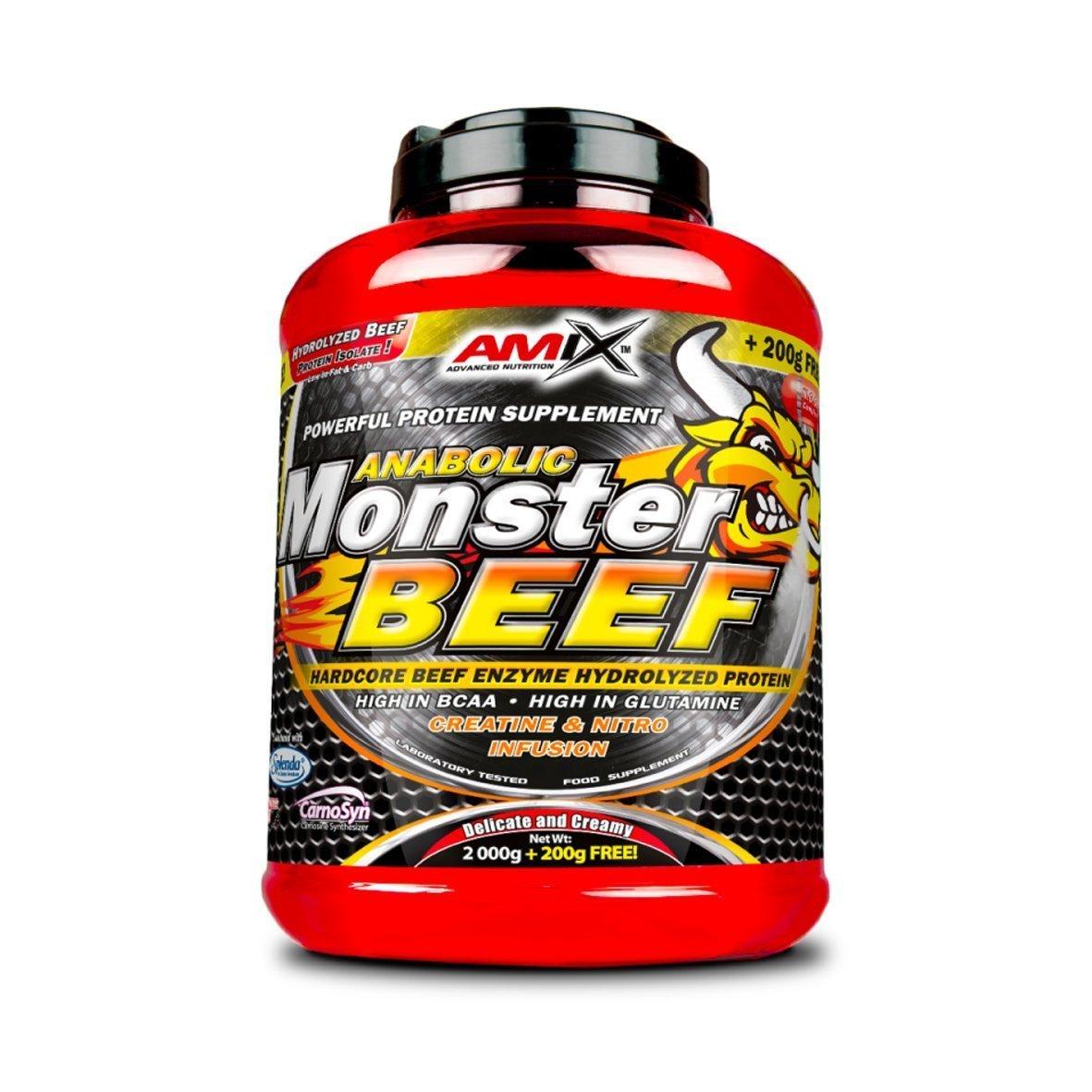 Monster BEEF 2KG + 200GR