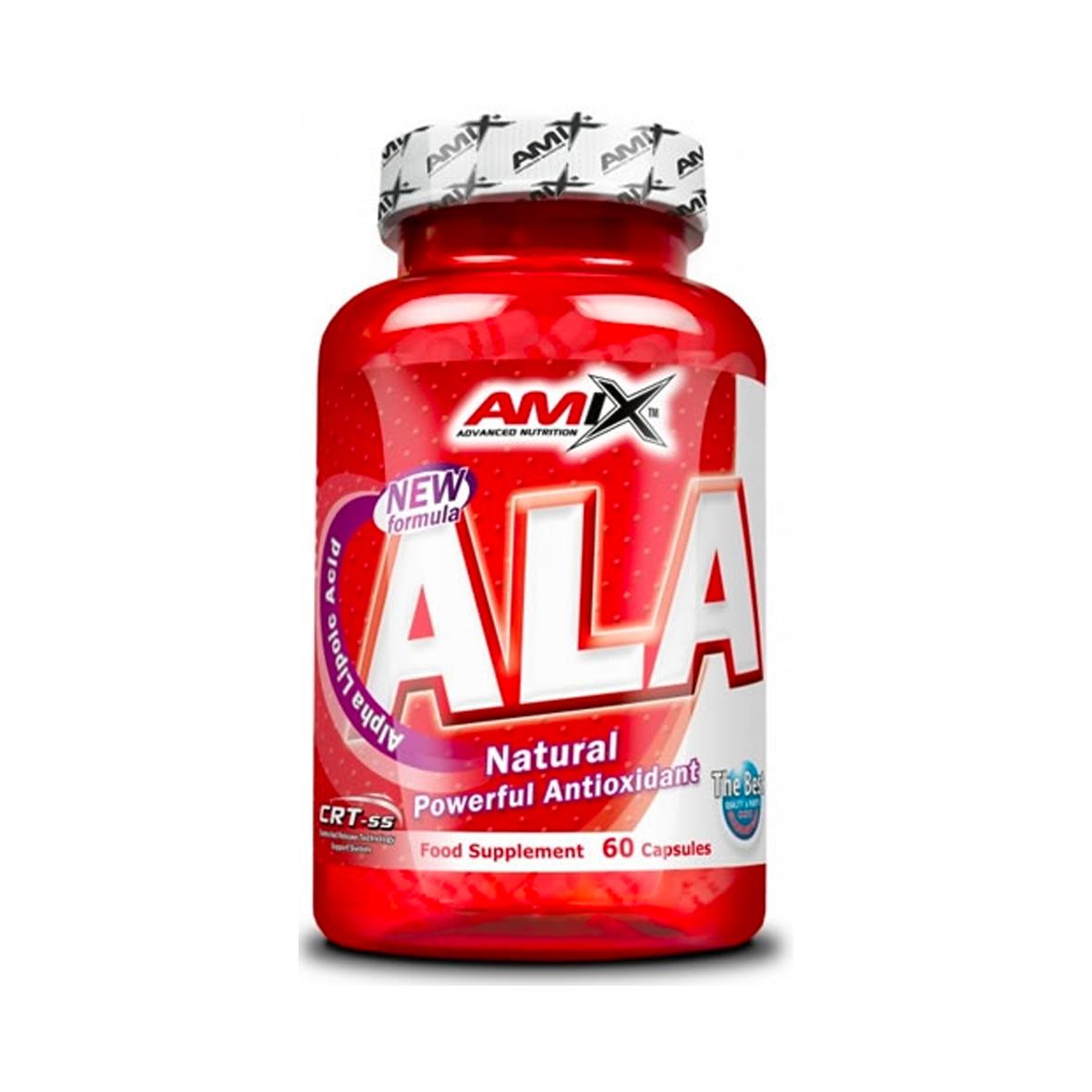 ALA – Ácido Alfa Lipóico 60 caps
