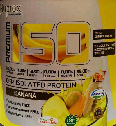 Monodosis banana