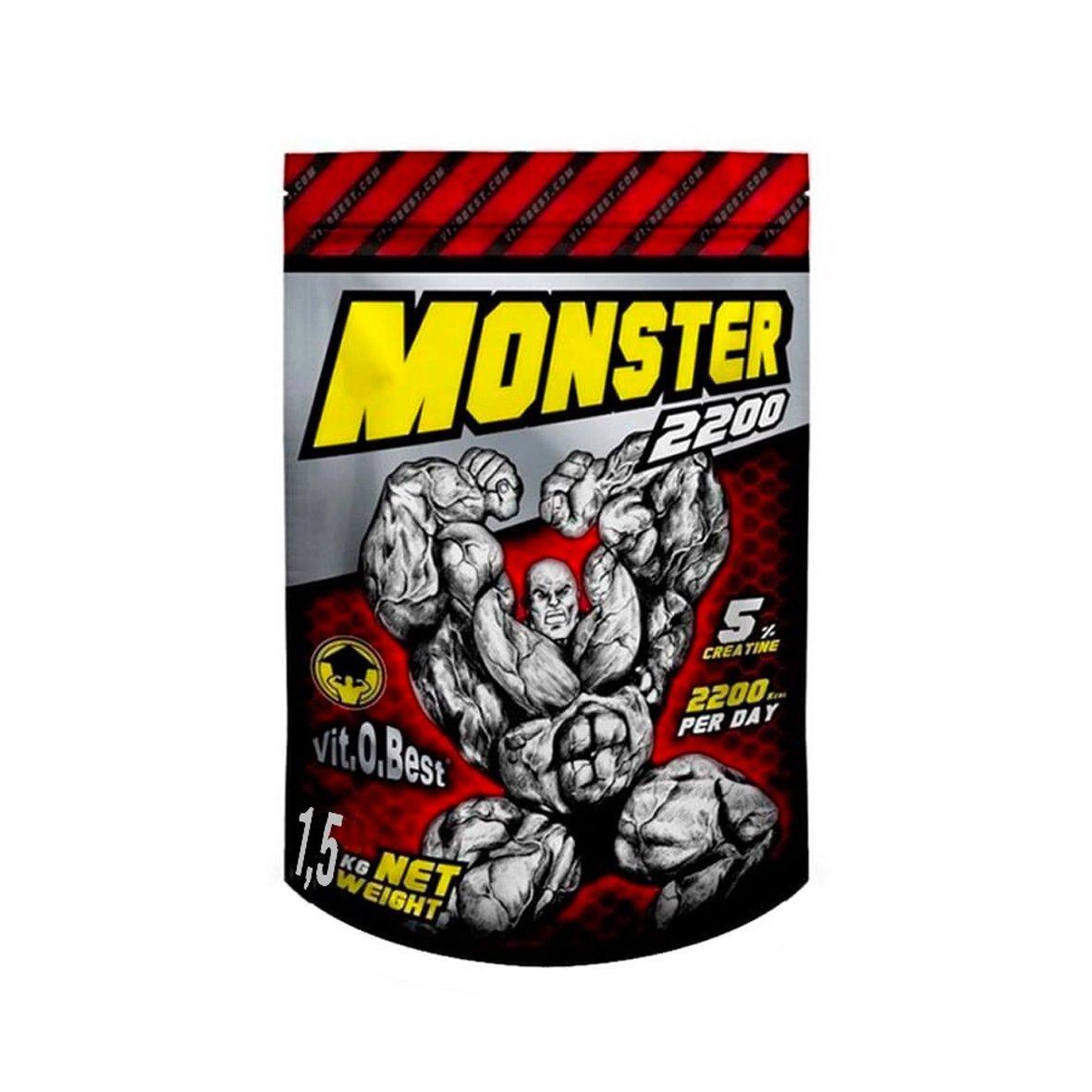 Monster Gainer 2200 1,5kg