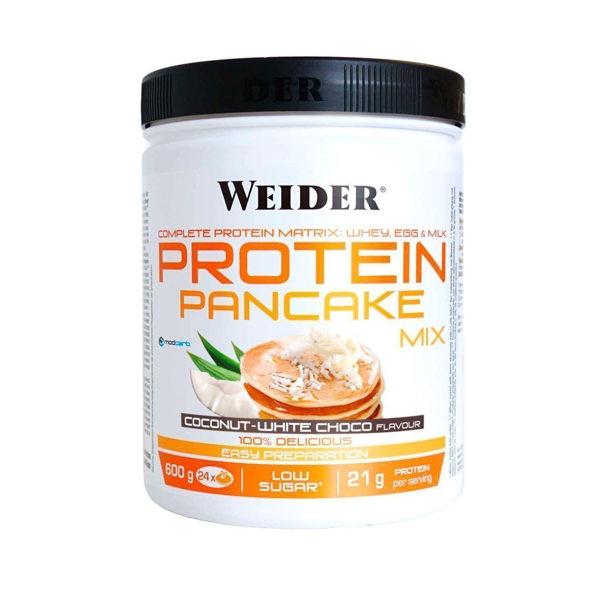 Weider Protein Pancake Mix 600 gr