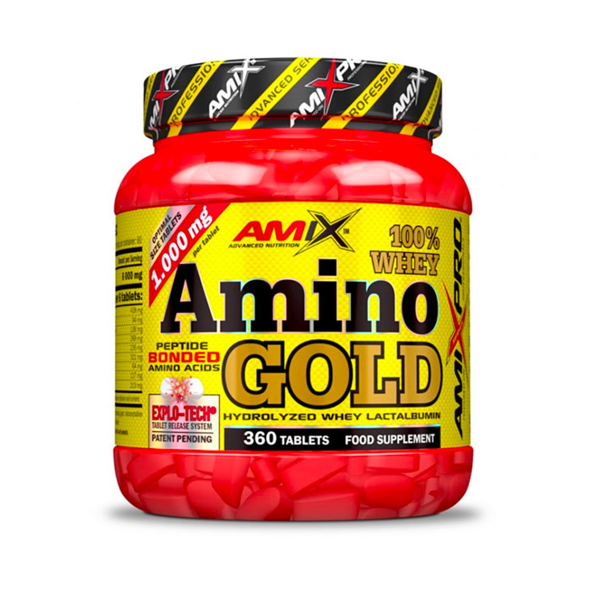 Whey Amino Gold 360 tabs