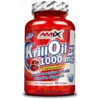 Amix Krill Oil 1000 mg 60 caps