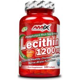 Lecithin 1200 mg 100 caps