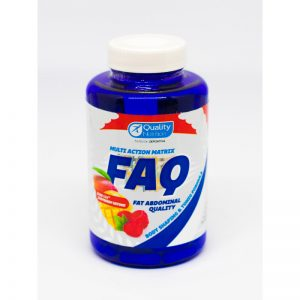 QUALITY NUTRITION FAQ 90 Caps
