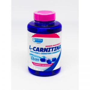 Quality Nutrition Carnitina (Tartrate)