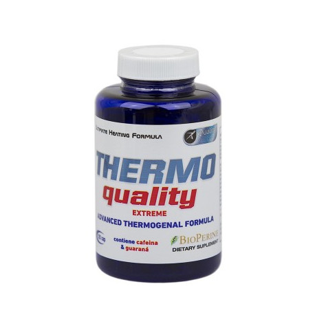 QUALITY NUTRITION THERMO QUALITY 120 Caps