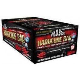 VitOBest Barritas Hardcore Bar 22 barritas x 80 gr