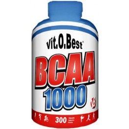 VitOBest BCAA 1000 300 caps