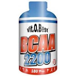 VitOBest BCAA 2200 180 Triplecaps
