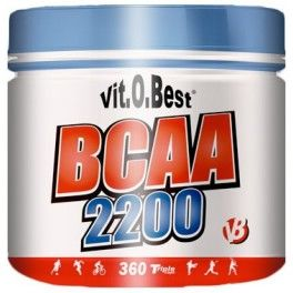 VitOBest BCAA 2200 360 Triplecaps