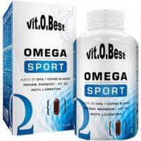 VitOBest Omega Sport 60 perlas
