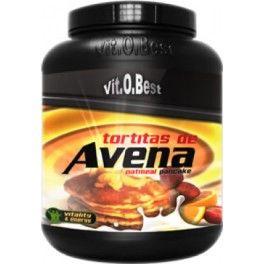VitOBest Tortitas de Avena 2 kg