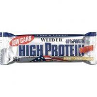 Weider 40% Low Carb High Protein Bar 1 barrita x 50 gr