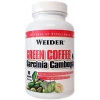 Weider Green Coffee & Garcinia Gambogia 90 caps