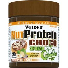 Weider NutProtein Spread Crunchy 250 gr