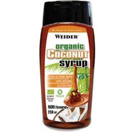 Weider Sirope Orgánico 250 ml