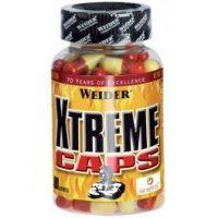 Weider XTREME CAPS 80 caps