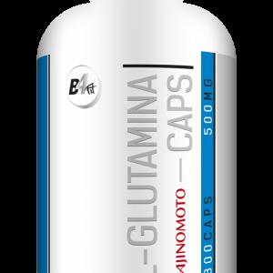L-Glutamina-300caìps.-B4Fit
