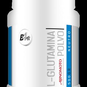 l-glutamina 500g