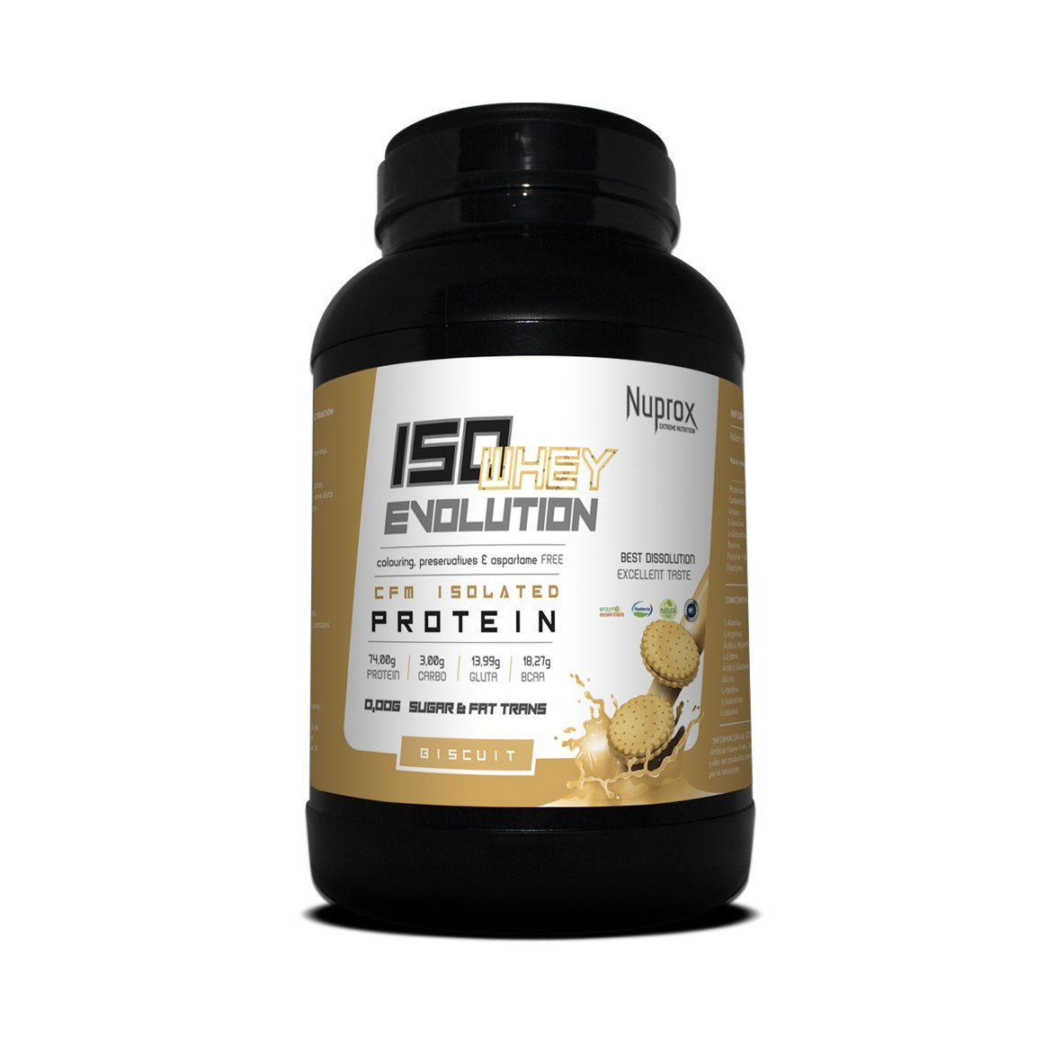 ISO WHEY EVO_2KG_BISCUIT