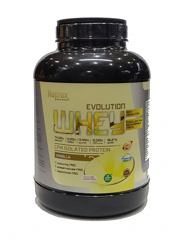 nuprox whey evolution