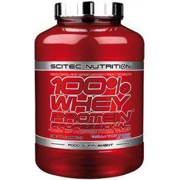 Scitec Nutrition 100% Whey protein Professional con Aminoácidos esenciales 2,35 kg