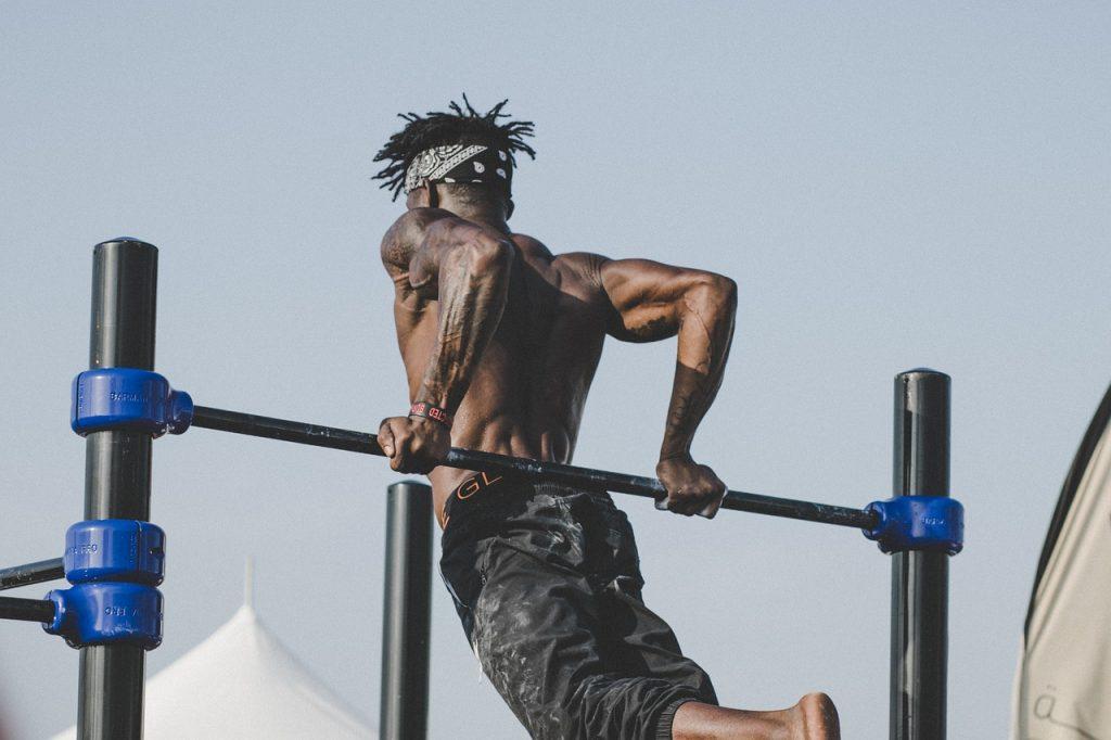 ganar masa muscular