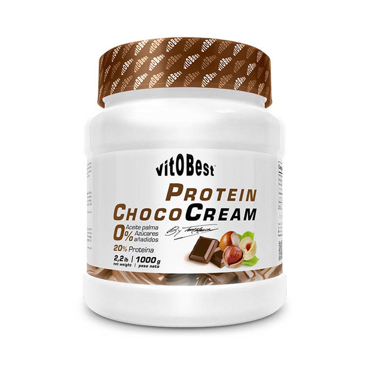 CREAM PROTEIN CHOCO 1KG