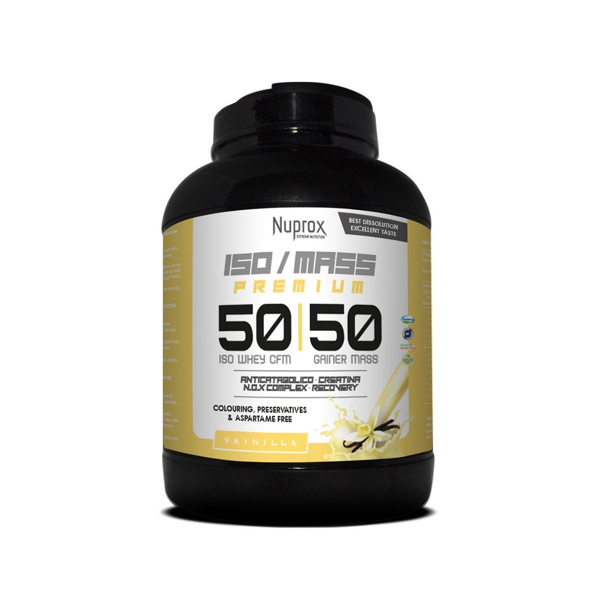 ISO MASS 50:50_1KG_VAINILLA